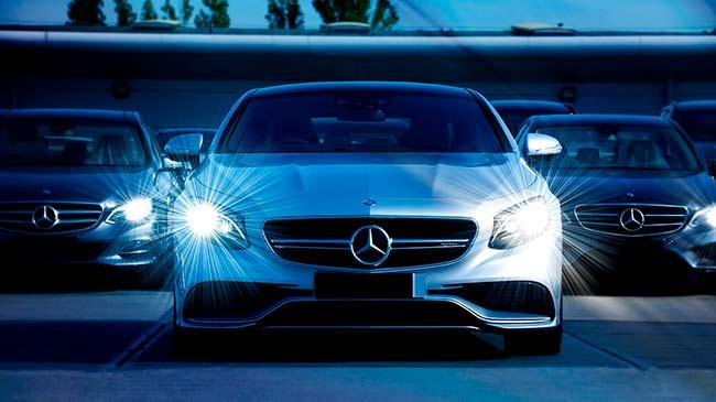 Soñar con autos de lujo