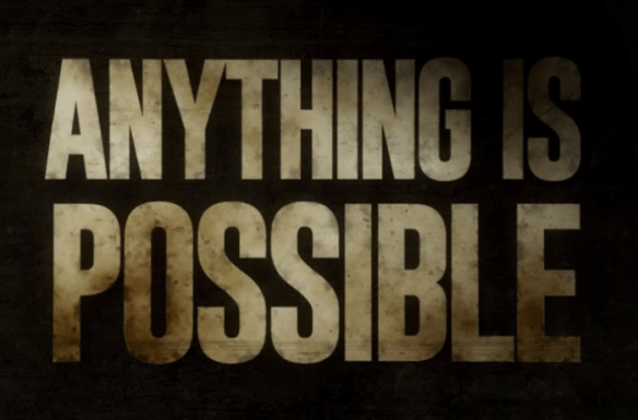 "The documentary ""Anything is Possible"" is set to debut on YouTube on Saturday, July 4, 2020, on YouTube."