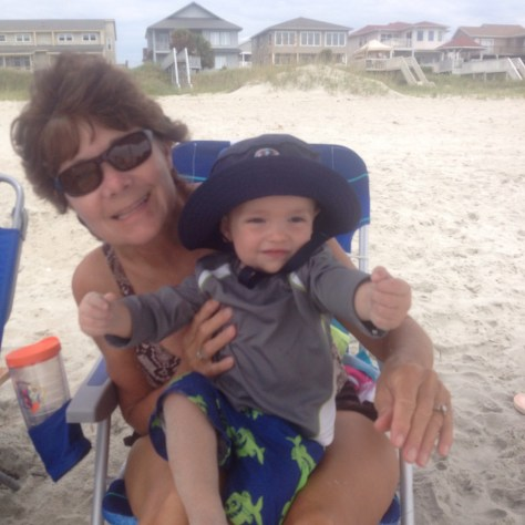 Grandma and Oliver