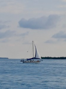 Questeria Leaving Boca Grande