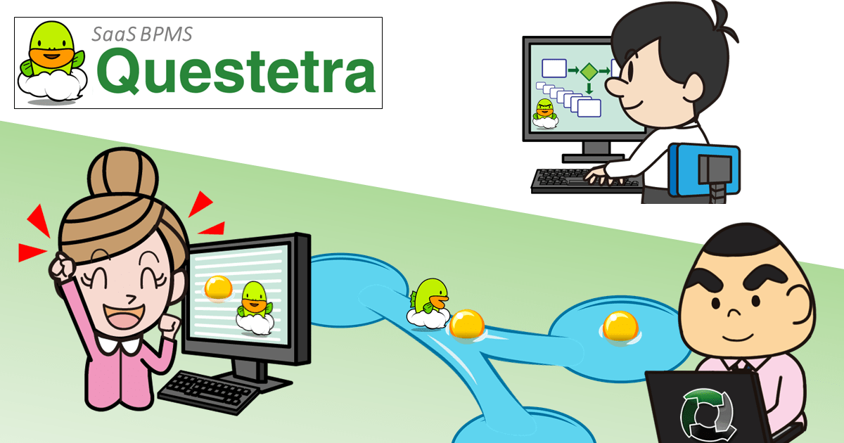 Questetra BPMS Overview