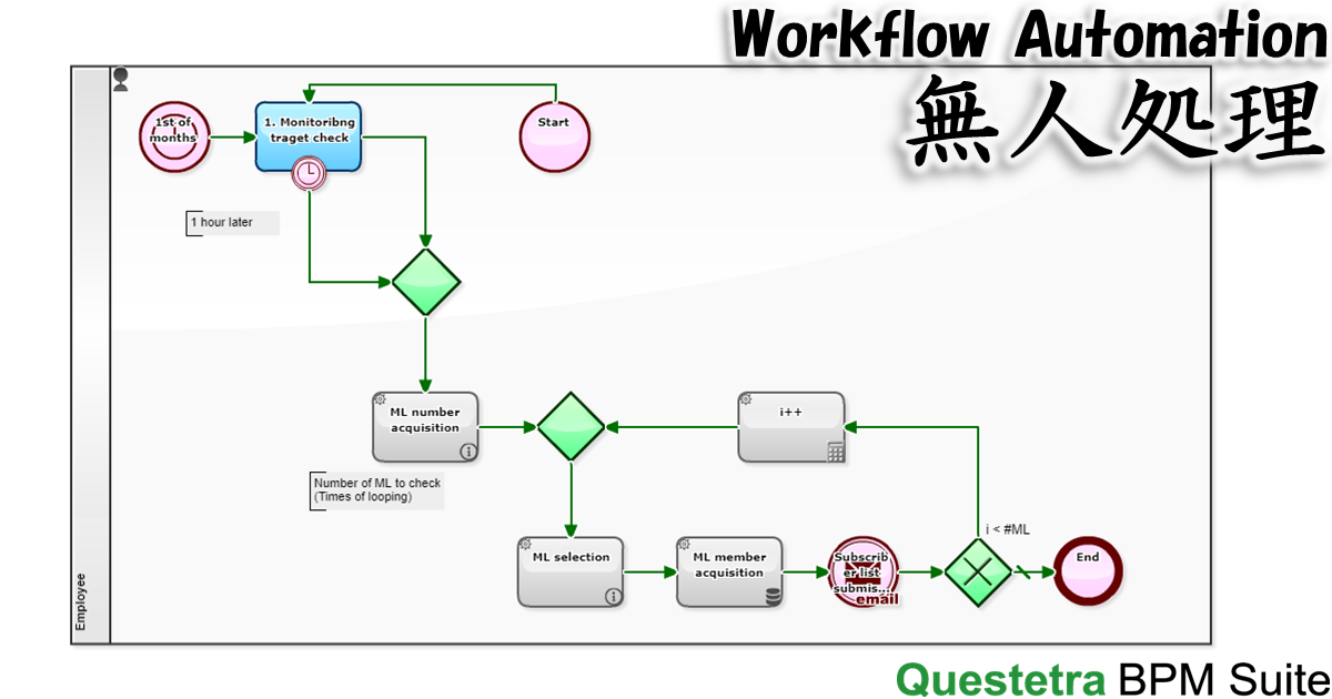 Workflow Automation Process