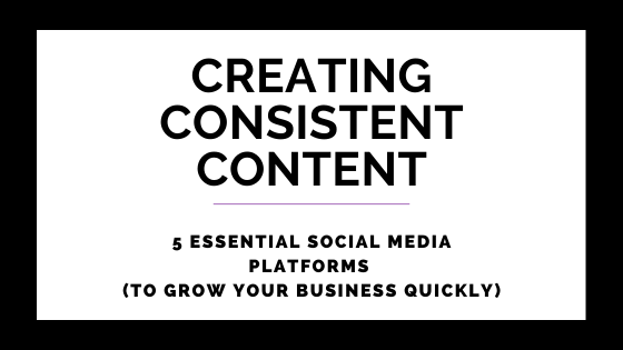 5 Essential Social Media Platforms (To Grow Your Business Quickly) on Quest for $47 Header