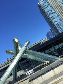 Cauldron of the 2010 Vancouver Winter Olympics