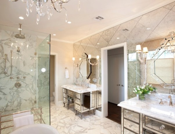 Interiors by Studio M knows glamour!  www.interiorsbystudiom.com