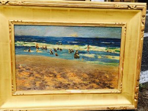 Seaside Oil