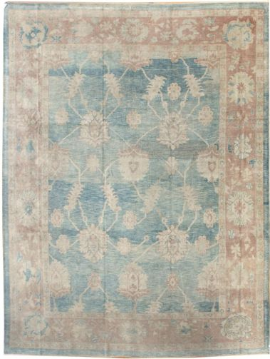 Ousak Turkish Rug