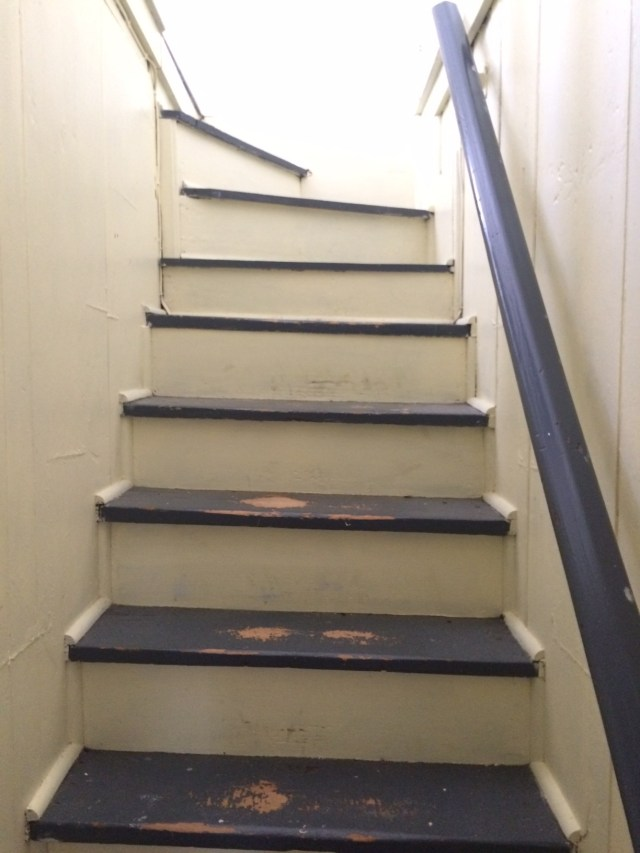 261 stairs