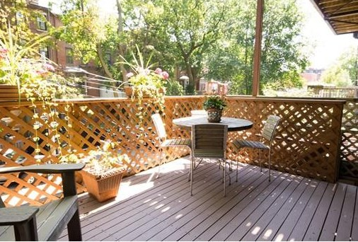 Rutland Deck