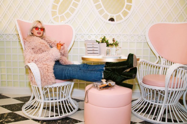 Ladurée Celebrates Its New Beverly Hills Boutique With Jimmy Choo