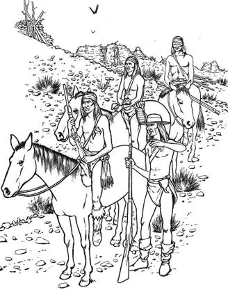 Geronimo: Prospering in spite of culture conflict: Process