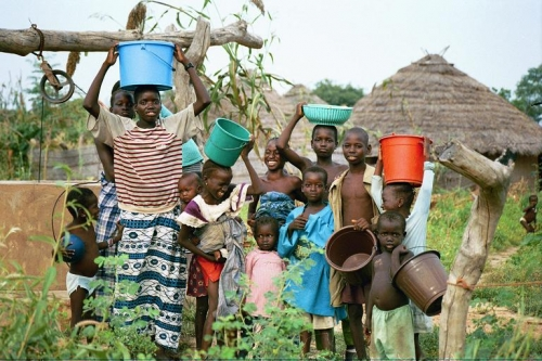 Global Issues Improving Access to Water and Sanitation