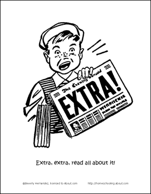 Extra! Extra! Read All About It!: Introduction