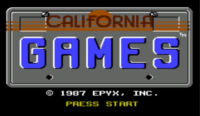 #112 – California Games