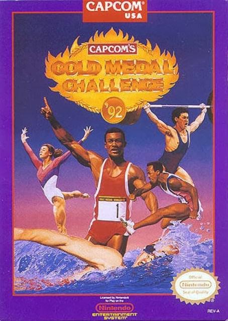 Capcom-2527s-Gold-Medal-Challenge