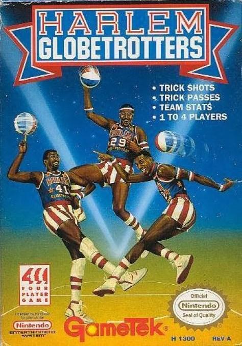 Harlem-Globetrotters