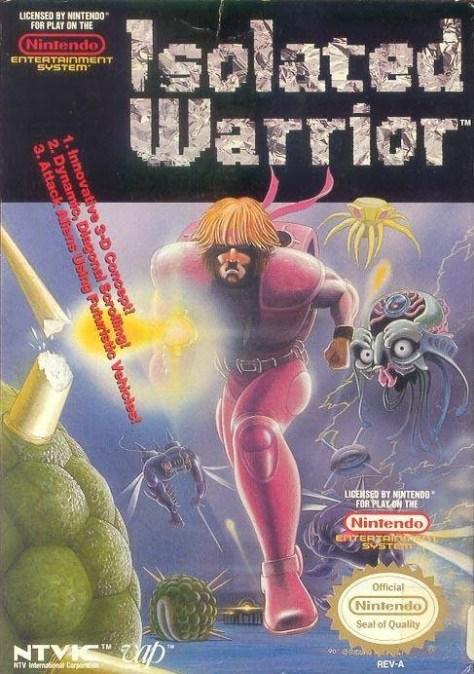 Isolated-Warrior