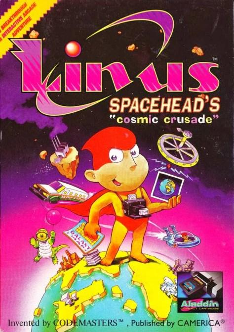 Linus-Spacehead