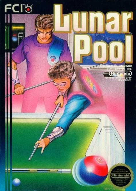 Lunar-Pool