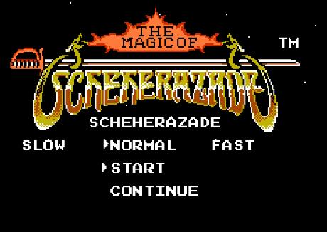 #388 – Magic of Scheherazade
