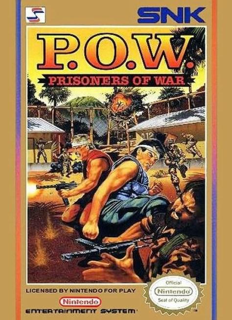 POW-Prisoners