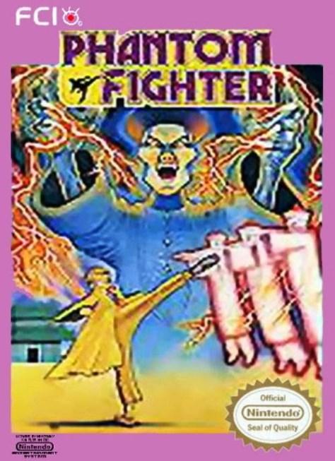 Phantom-Fighter