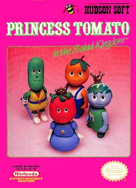 Princess-Tomato