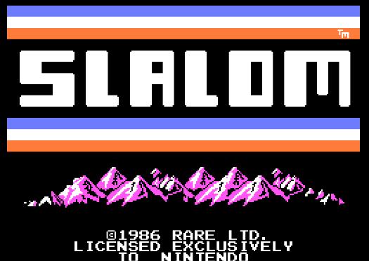 #580 – Slalom