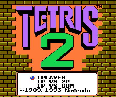 #657 – Tetris 2
