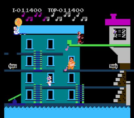 Popeye-round 2-famicom-nes