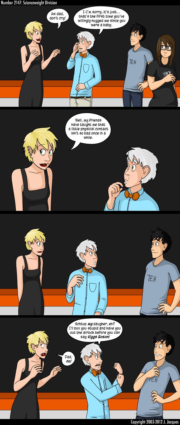 QC comic