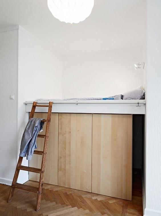 Come realizzare una cabina armadio questioni di arredamento - Lo trovi sotto il letto ...