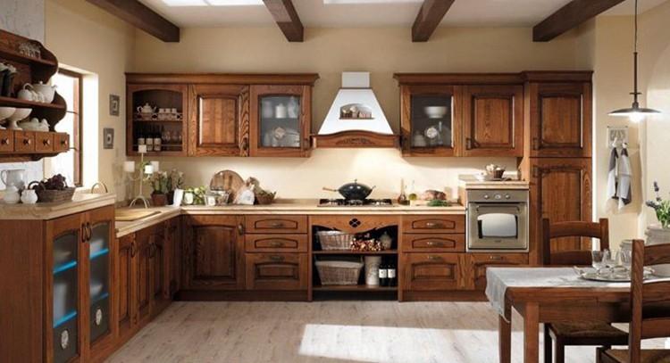 Cucina classica  Questioni di Arredamento