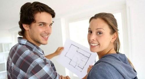 coppia progetto casa