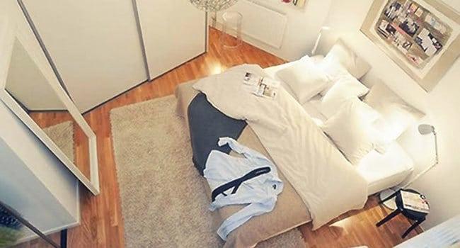 Camera da letto piccola: come arredarla. - Questioni di ...