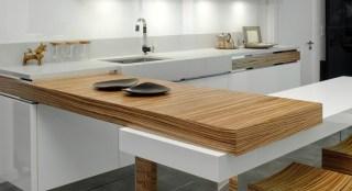Cucina Piano Lavoro.Piano Lavoro In Legno Questioni Di Arredamento