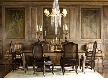 Arredamento stile classico questioni di arredamento for Casa stile classico