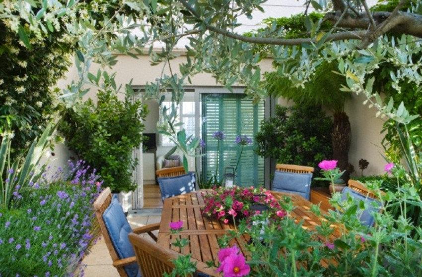 Progettare un giardino mediterraneo tw47 regardsdefemmes - Progetto di un giardino ...