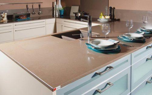 Pulizia dei top okite e simili questioni di arredamento - Okite piano cucina ...