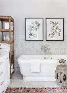 Ad esempio, per un bagno piccolo bisogna sapere su quale parete dipingerlo, per non. 8 Idee Per Arredare Il Bagno In Modo Originale Questioni Di Arredamento