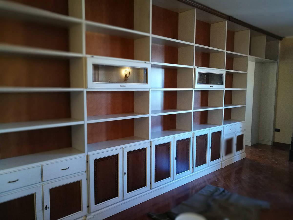 soggiorno angolo studio: divano di design componibile nolad arredo ... - Arredamento Soggiorno Studio