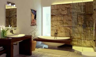 8 idee per arredare il bagno in modo originale.