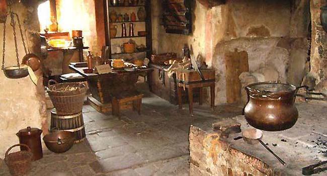 arredamento-nel-Medioevo