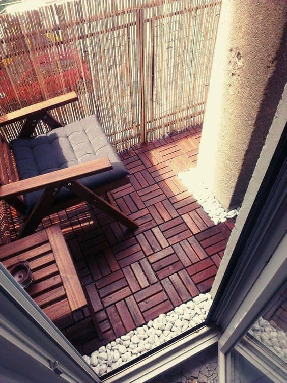 Come arredare il balcone di casa  Questioni di Arredamento