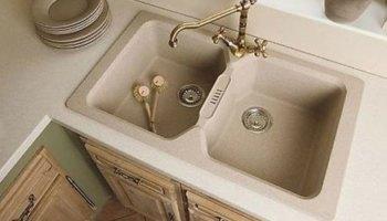 Pulire il lavello in Fragranite. - Questioni di Arredamento