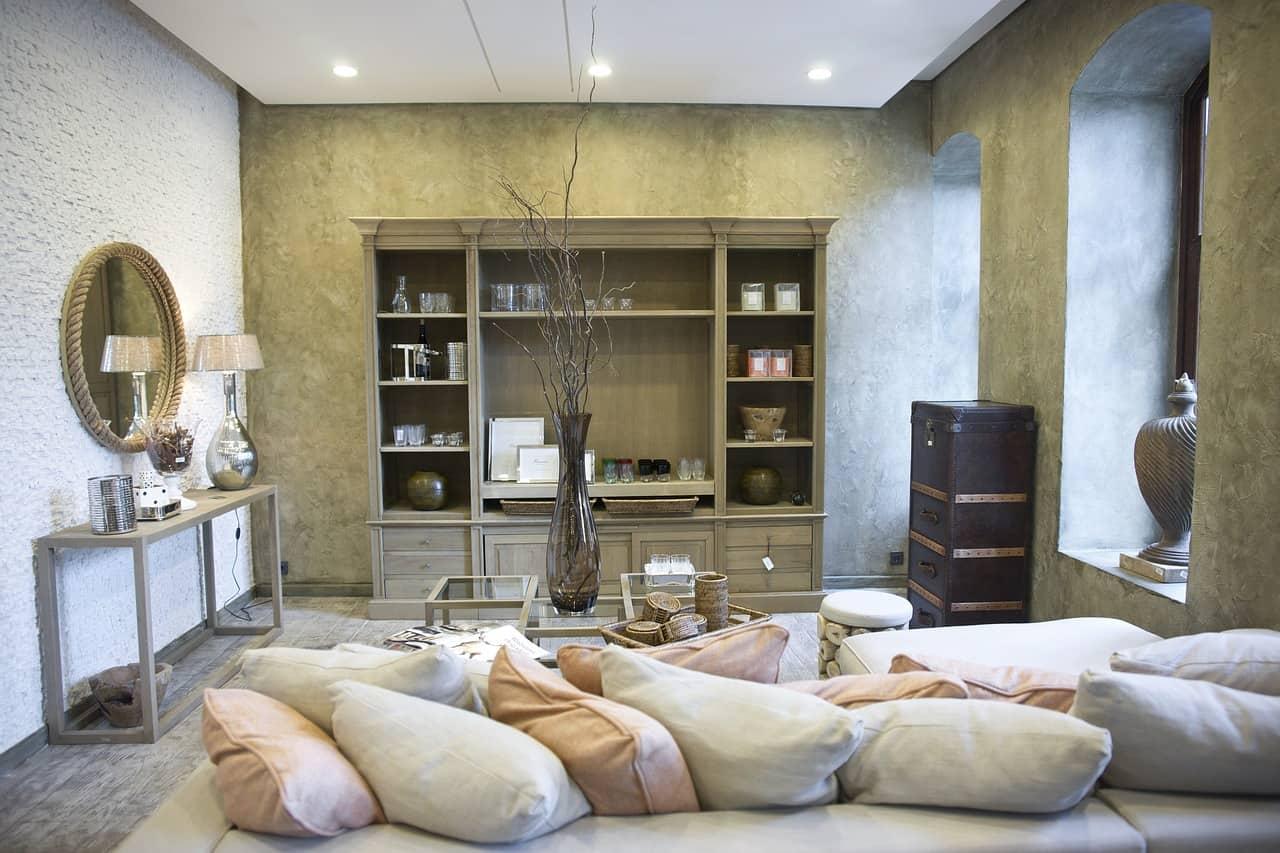 Come illuminare il soggiorno questioni di arredamento