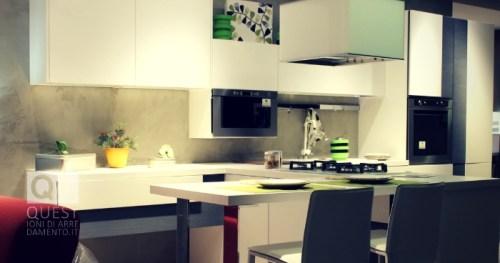 Schienale cucina, un dettaglio da non trascurare. - Questioni di ...