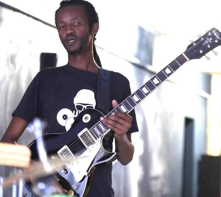 Shamrock Guitar