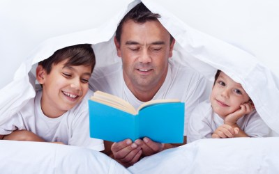 Three Reasons Adults Should Be Actively Involved in Kids' Reading Habits