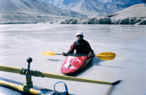 River Rafting in Ladakh